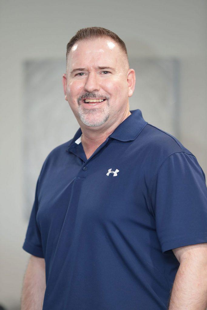 Dr. Jon Parmiter